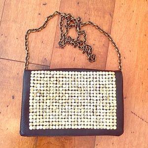 Ecote Studded Crossbody Bag